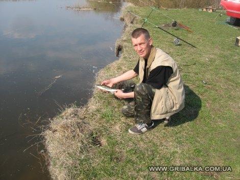 поехать на рыбалку в екатеринбурге