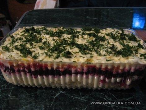 Салат манон рецепт пошаговый с фото